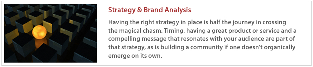 Strategy & Brand Analysis