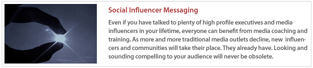 Social Influencer Messaging