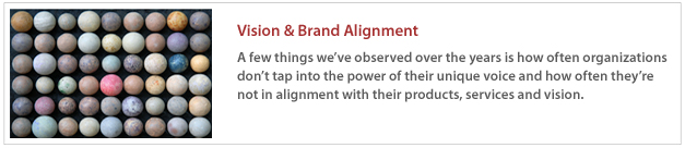 Vision & Brand Alignment